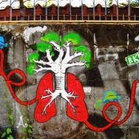 BUKRUK:  Bangkok's Street Art Festival